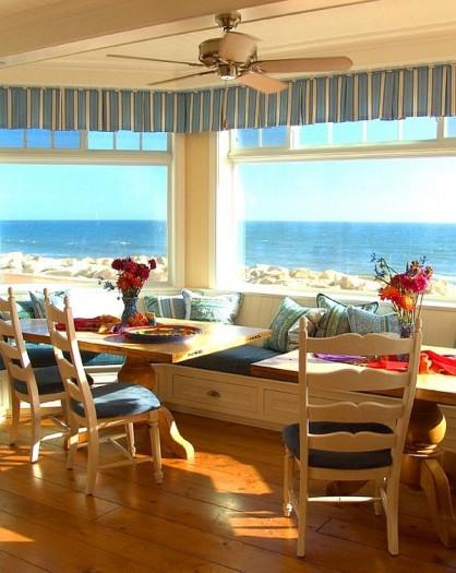 beach-house-colorful-breakfast-nook-decor-santa-barbara