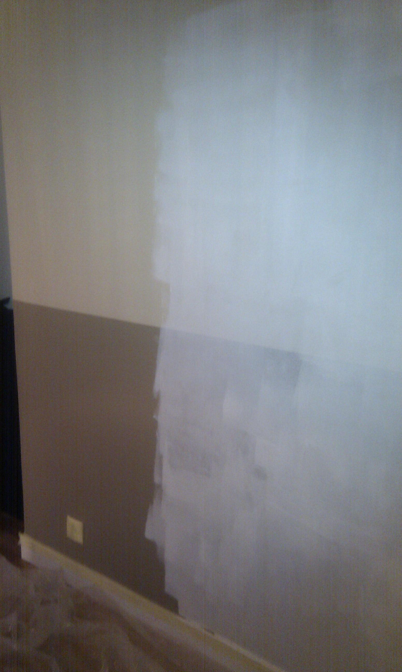 Le Mur Bleu Vert Suite Et Fin A Blog Pourpoint