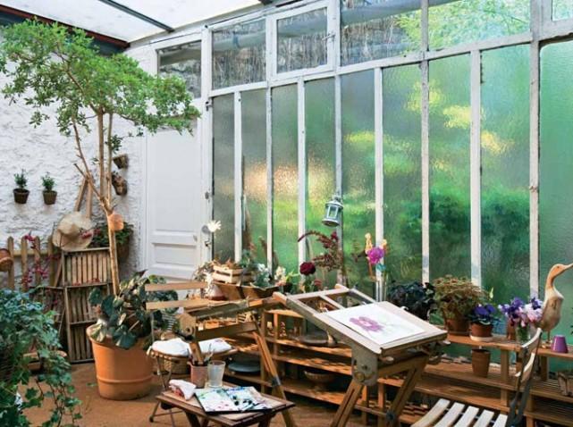 Atelier artiste belleville a blog pourpoint - Location atelier d artiste paris ...