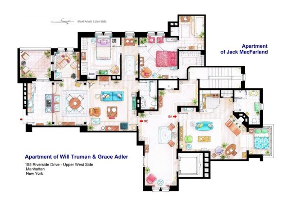 apartments_of_will_truman__grace_adler_and_jack_by_ablog