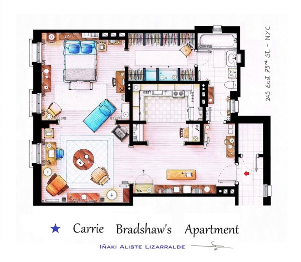 carrie_bradshaw_apartment_from_sex_and_the_city_by_ablog