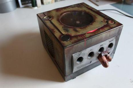game cube resident evil