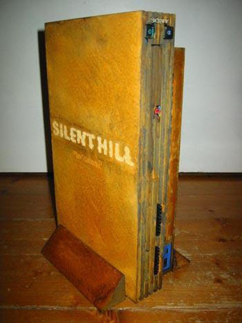 ps2 silent hill