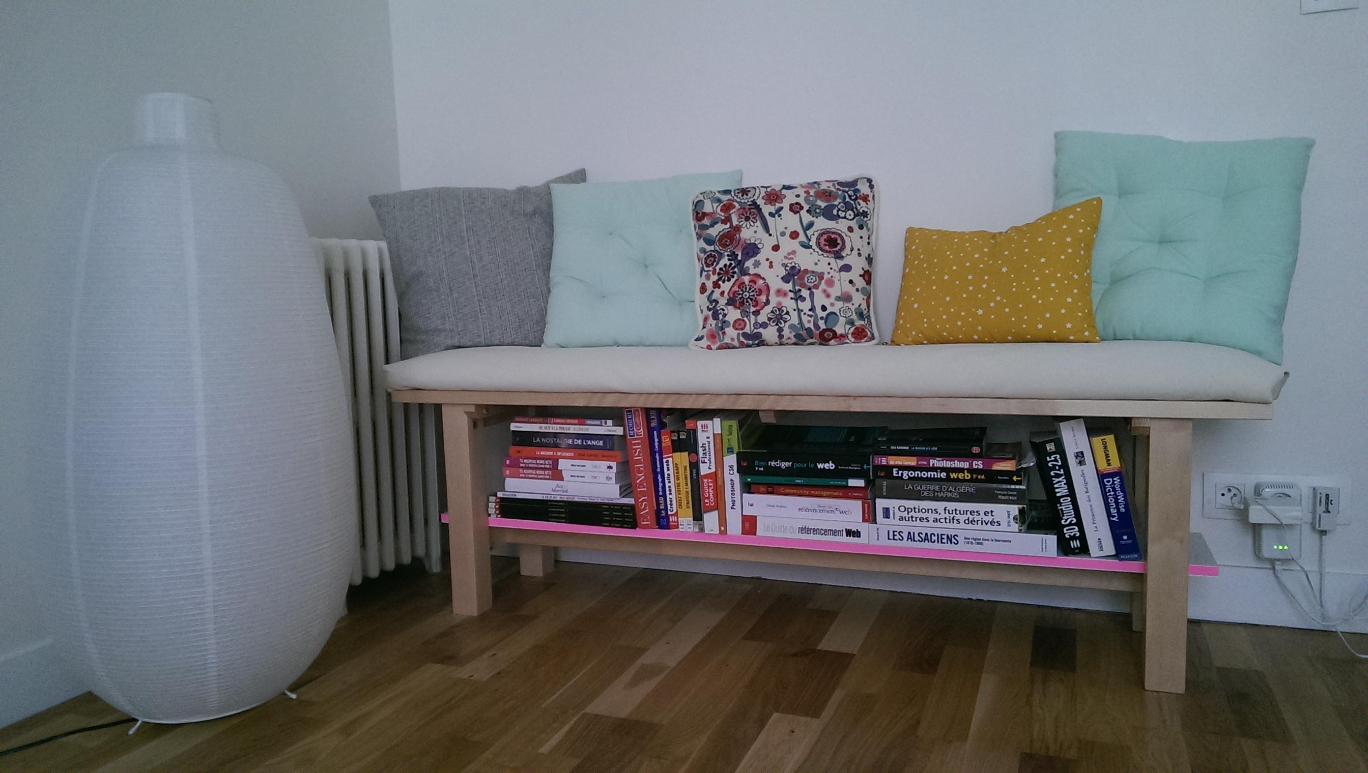 cr er sa propre banquette c est possible a blog pourpoint. Black Bedroom Furniture Sets. Home Design Ideas