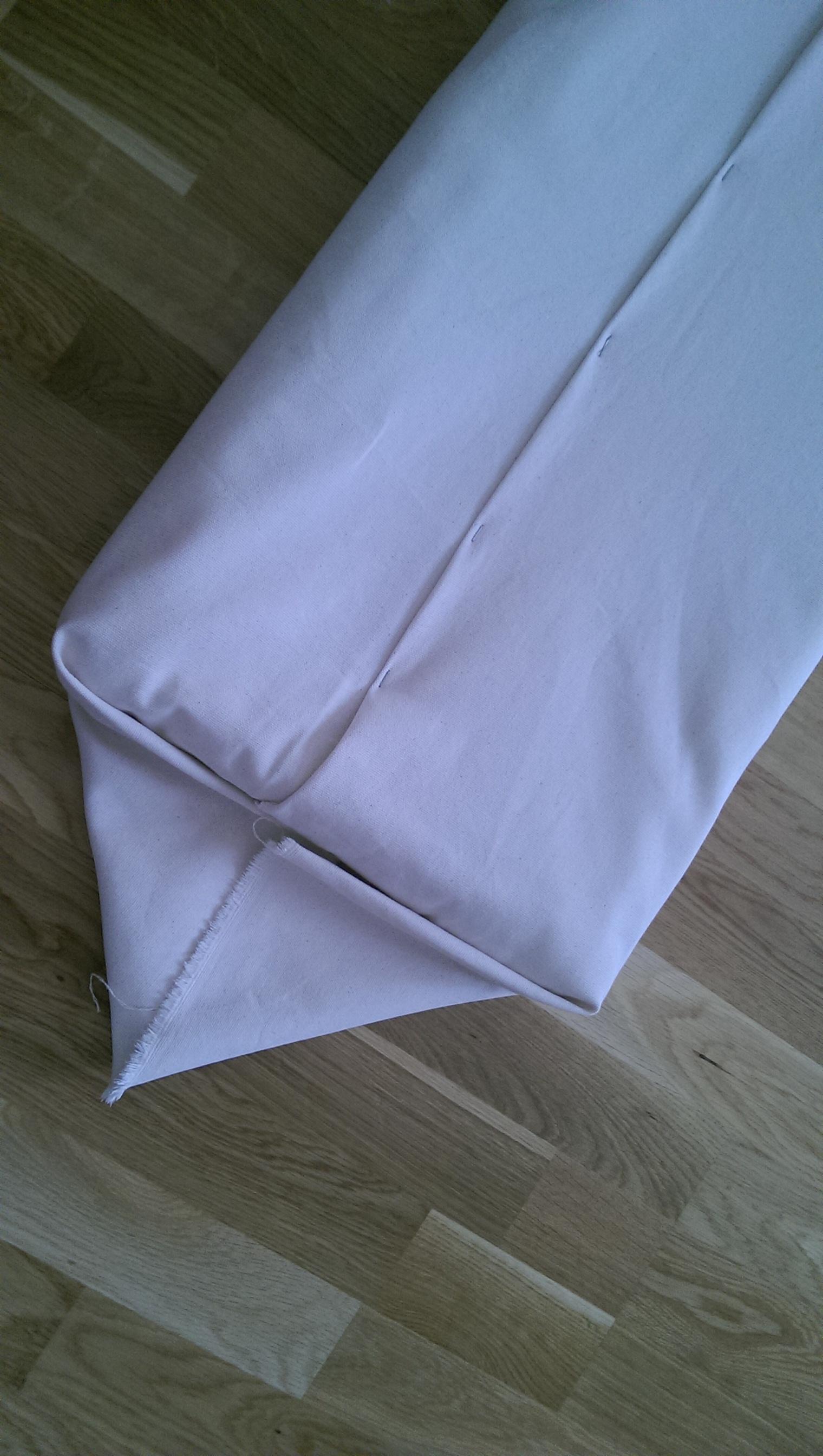 Cr er sa propre banquette c est possible a blog pourpoint - Pliage papier cadeau ...