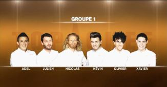candidats top chef episode 2