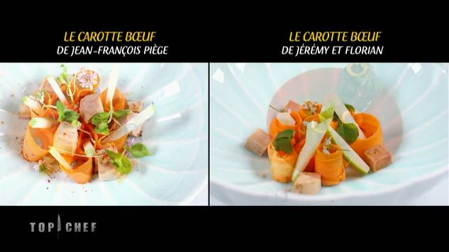 carotte boeuf chef piège