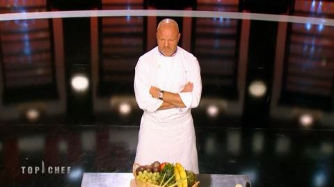 Philippe etchebest panier de fruits