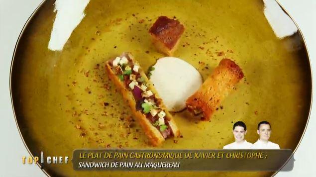 christophe xavier pain top chef