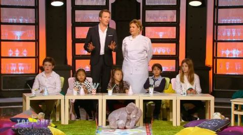 enfants jury top chef quitterie charlotte baptiste darroze top chef